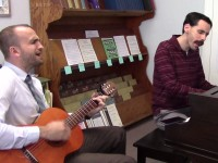Voice and Guitar Lessons and Jam Sessions at Nick Molle Music Studio
